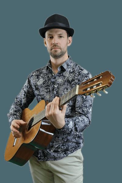 Гитара Спиряев Дмитрий