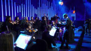 Игра музыки и цвета в «Новом Иерусалиме»